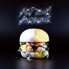New ultra-creative burgers by Fat and Furious