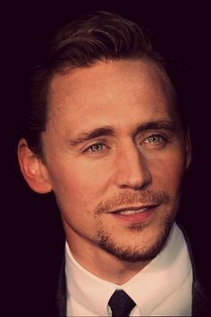 Mr. Hiddleston, may the gods have mercy