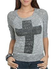Cross Hachi Sweatshirt
