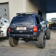 bestial jeep grand cherokee zj