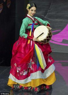 Los trajes típicos del Miss Universo 2013 | Fashion Love Venezuela