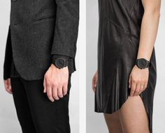 AÃRK COLLECTIVE - ICONIC GRAPHITE TIMEPIECE----Good Grief! they are passing of a man nighty at a piece of fashion!!!!!