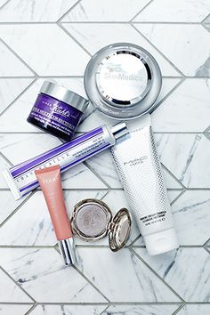 Melanie's love of beauty and beauty products includeChantacaille, Kiehls, Skin Medica
