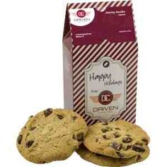 Large Gable Box with Gourmet Chocolate Chip Cookies Gourmet Food Gifts, Gourmet Cookies, Gourmet Recipes, Chocolate Fudge Brownies, Chocolate Chip Cookies, White Chocolate Macadamia, Gable Boxes, Oatmeal Raisin Cookies, Cookie Box