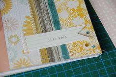 Assembling the cover by Iara_baersgarten, via Flickr
