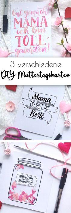 Die 149 Besten Bilder Zu Diy Muttertagsgeschenk