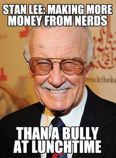 Stan Lee being awesome