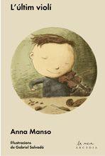 Los pergaminos de Hipatia: L'últim violí (Anna Manso)