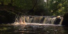 Top 3: Wild swimming spots