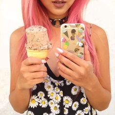 ice cream and ice cream cases are both so yummy ~ #Milkywaycases