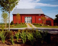 New River Bank Barn - contemporary - exterior - dc metro - Blackburn Architects, PC