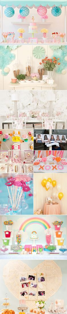 Praise Wedding » Wedding Inspiration and Planning » Sweet Bridal Shower Inspiration