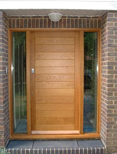 Things You Need to Look in Contemporary Front Doors : door porch - Pezcame.Com