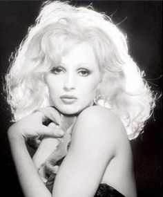 Candy Darling (November 1944 – March was an American actress, best known as a Warhol Superstar. A trans woman, she starred in Andy Warhol's films Flesh and Women in Revolt and was a muse of the protopunk band The Velvet Underground. Everybody's Darling, Candy Darling, Grace Coddington, Manado, April Ashley, Andy Warhol Films, Superstar, Transgender Model, Deneuve