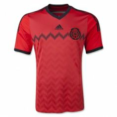 CONCACAF powerhouse Mexico has won 7 Gold Cups and a Confederations Cup. El Tri will be making its appearance at the World Cup with a new Mexico Jersey Retro Football, Football Kits, Football Jerseys, Black Adidas, Adidas Men, Fifa Online, Football Fashion, Soccer Shop, Sports