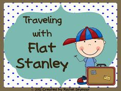 A - B - Seymour: Flat Stanley, Blog Award, and Advice Needed! My kiddos love hearing about their Flat First Grade Friends' traveling adventures! :)