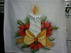 Pintura em tecido-natal