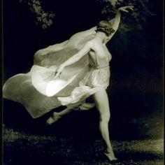 Isadora Duncan by Arnold Genthe