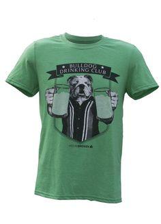 Bulldog T-Shirt. Bulldog Shirt. Bull Dog by HouseBrokenClothing