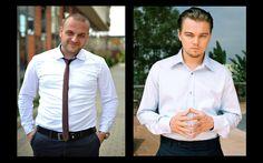 Man Living in Tokyo Looks Identical to Leonardo DiCaprio