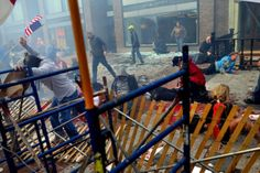boston marathon carnage of 2013 | Boston Marathon Bombs
