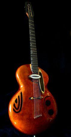 Alquier Guitars | The Holy Grail Guitar Show