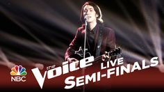 """The Voice 2014 Semifinals - Taylor John Williams: """"Falling Slowly"""""""
