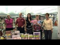"Inspired by the 1978 disco hit ""I Will Survive"", the lyrics were rewritten to proclaim support for libraries, particularly under the stress of tight budgets. Another version of this video is available, which begins with a send-up of a typically hectic day in the life of a professional librarian.    LYRICS    When the budget was first slashed,   ..."