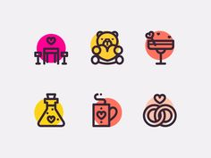 Best Icons of the Week (Week - Icon Utopia Class Design, Icon Design, Logo Design, Graphic Design, Minimalist Icons, Launcher Icon, Spotted Animals, Education Icon, Best Icons