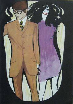 1968 CLUB - Rene Gruau
