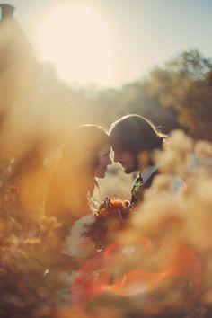secret romantic moment caught