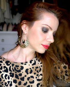 Julia Petit Passo a Passo semana de moda dia 4 maquiagem
