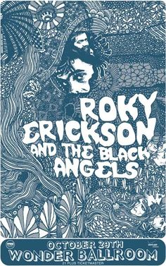 Roky Erickson and the Black Angels