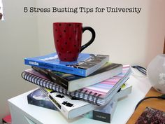 5 Stress Busting Tips for University Students