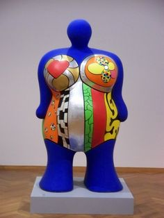 Niki de Saint Phalle, Nana health 1998