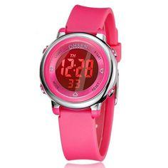 Watches Delicious Skmei Outdoor Sport Kids Watches Sports Digital Wristwatches Fashion Life Waterproof Pu Wristband Children Watch Relogio