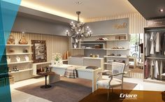 Ambiente acolhedor e repleto de personalidade! Detalhe para os móveis com madeirado Chiaro