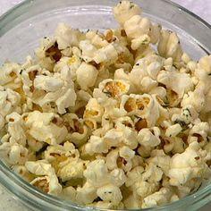 the chew | Recipe  | Daphne's Delicious Herbal Popcorn