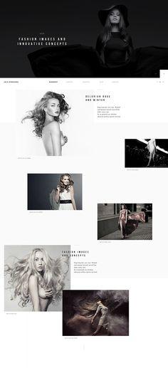 Julia Afanasenko. Stylist and makeup artist on Behance