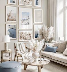 Home Living Room, Living Room Designs, Living Room Decor, Beige Living Rooms, Room Interior, Home Interior Design, Interior Decorating, Apartments Decorating, Decorating Bedrooms