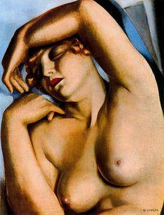 Tamara de Lempicka - Art Deco