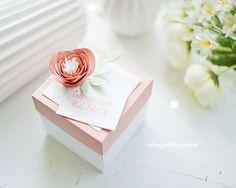 Explosions-Box zur Hochzeit 2.0