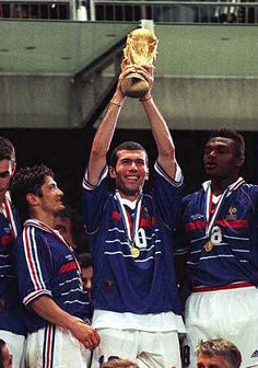 The 1998 World Cup Final - on reflection. 1998 World Cup, Fifa World Cup, World Cup Match, 90s Party, World Cup Final, Finals, Football, Watch, Live