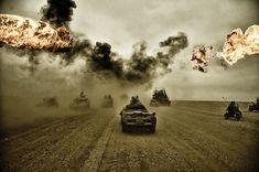『マッドマックス』シリーズ30年ぶりの復活作『マッドマックス 怒りのデス・ロード』。ストーリーボードと撮影舞台裏写真が米サイトFlavorwireにて公開中