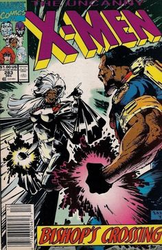 UNCANNY X-MEN # 283 MARVEL COMICS WHILCE PORTACIO / JOHN BYRNE vf(8.0) ~~*