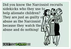 Triangulation, the narcissist fan club: tactics of narcissistic sociopath relationship abuse. Thankfully I know others are seeing my ex for the person she is.