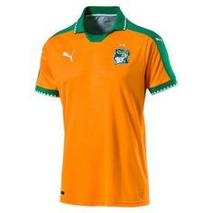 Maillot de foot Cote d'Ivoire Domicile 2016/2017