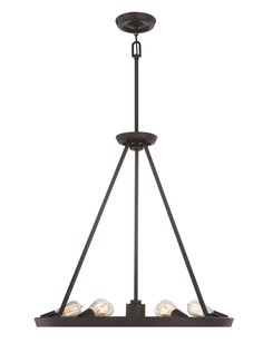 Mace 6-Light Candle-Style Chandelier