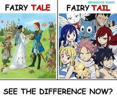 Fairy Tail-See the difference? ©owner