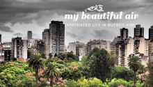 The third time someone asked me if I was pregnant on the subway, I was devastated. #buenos aires #mybeautifulair